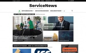 Nyheder fra servicebranchen ServiceNews